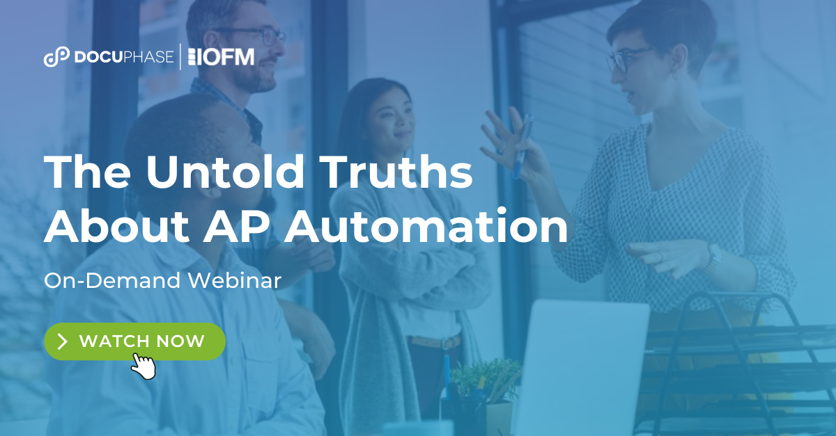 The Untold Truths of AP Automation Webinar