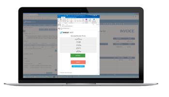 DocuPhase Invoice Approval and Email