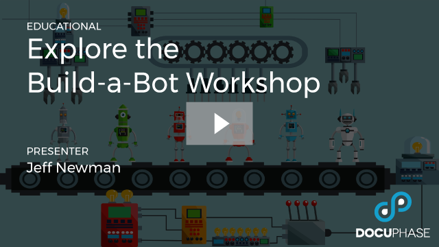 EXPLORE THE BUILD-A-BOT WORKSHOP
