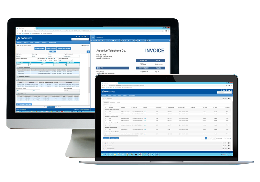 DocuPhase Business Process Automation