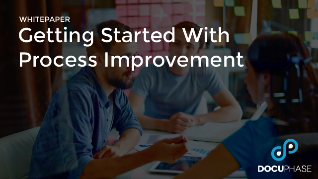 Getting Started With Process Improvement