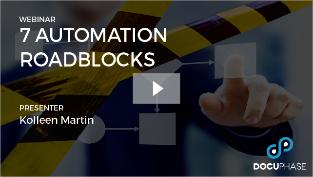 7 Roadblocks To Watch Out For When Automating Your Office