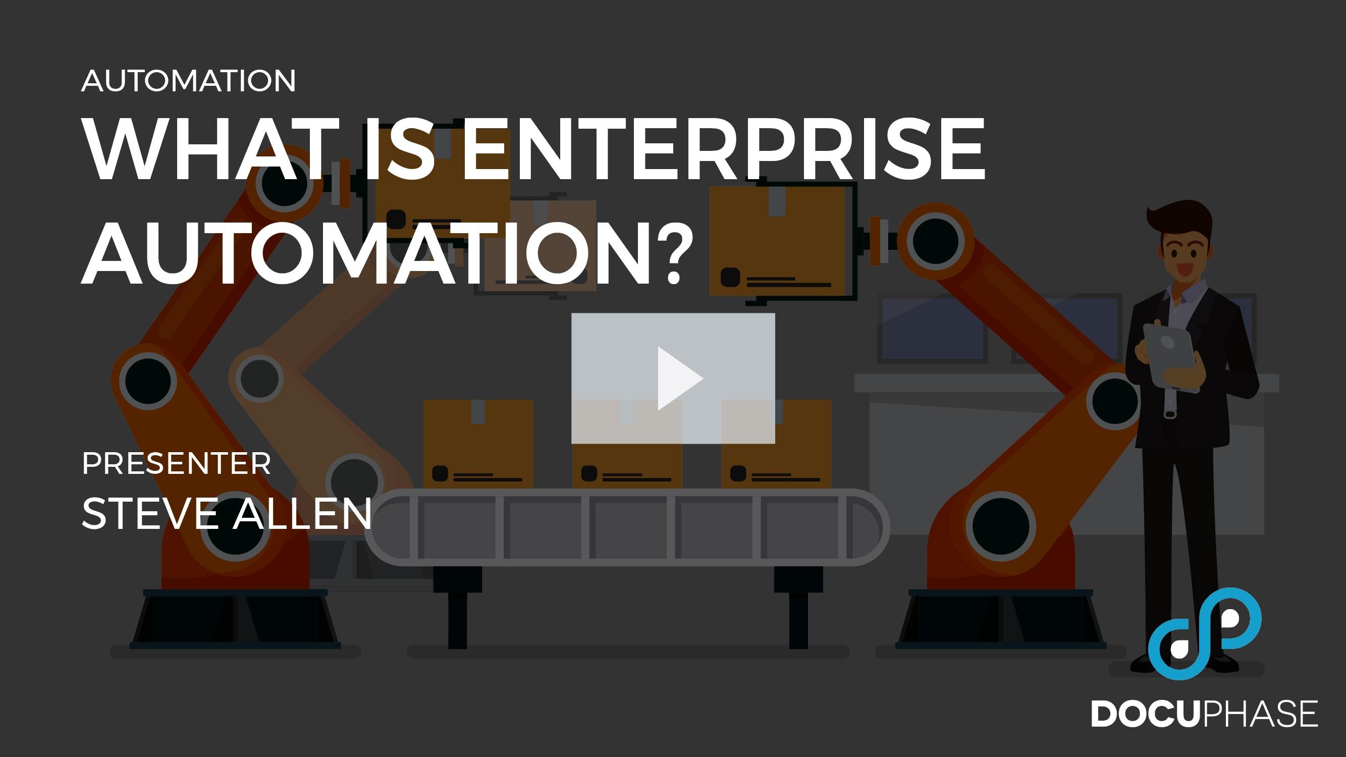 Got questions about automation?