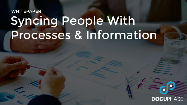 Syncing People With Processes & Information