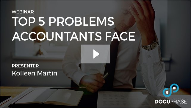 Top 5 Problems People Encounter With Accounting