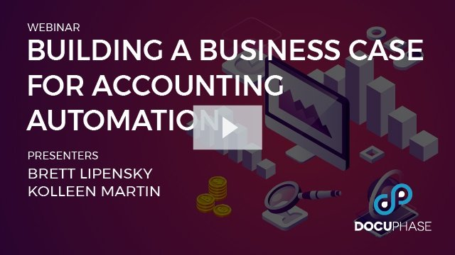 Building A Business Case for Accounting Automation