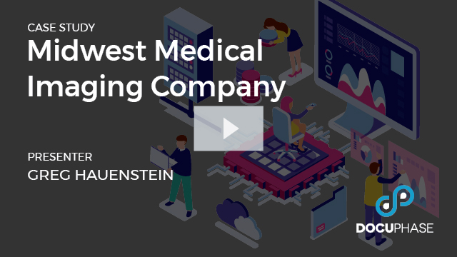Case Study: Midwest Medical Imaging Company