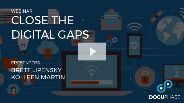 Close the Digital Gaps