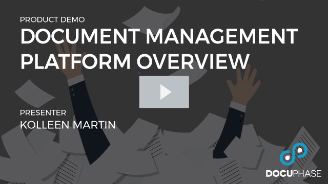 Document Management Platform Overview