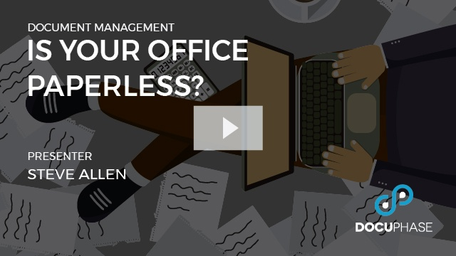 Is Your Office Paperless?
