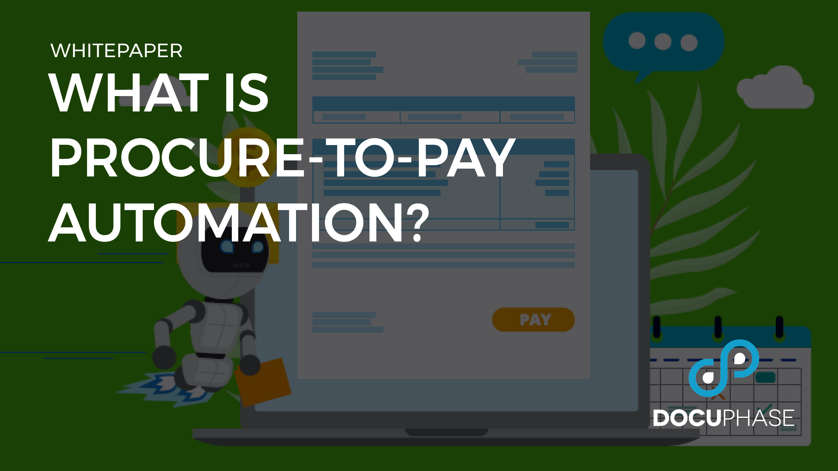 What is Procure-to-Pay Automation?