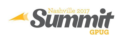 2017 Nashville GPUG Summit