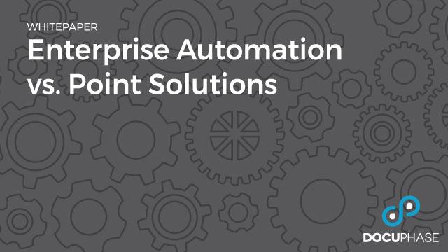 Enterprise Automation vs.